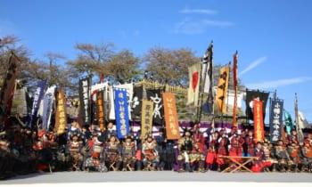 第48回信玄公祭り(甲州軍団出陣)に参加いたします。