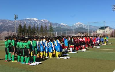 第05回JCカップU-11少年少女サッカー全国大会山梨県予選が開催されました。