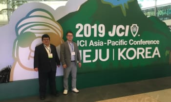 ASPAC韓国・済州大会が開催されました。