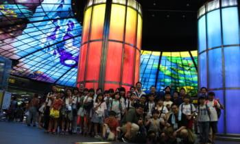 青少年未来共創事業 海外研修を行いました。